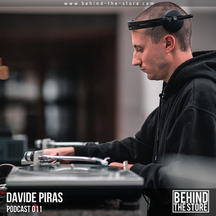 Face to Face: Davide Piras.