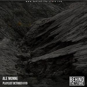 Alessandro Monne _ Playlist October 019