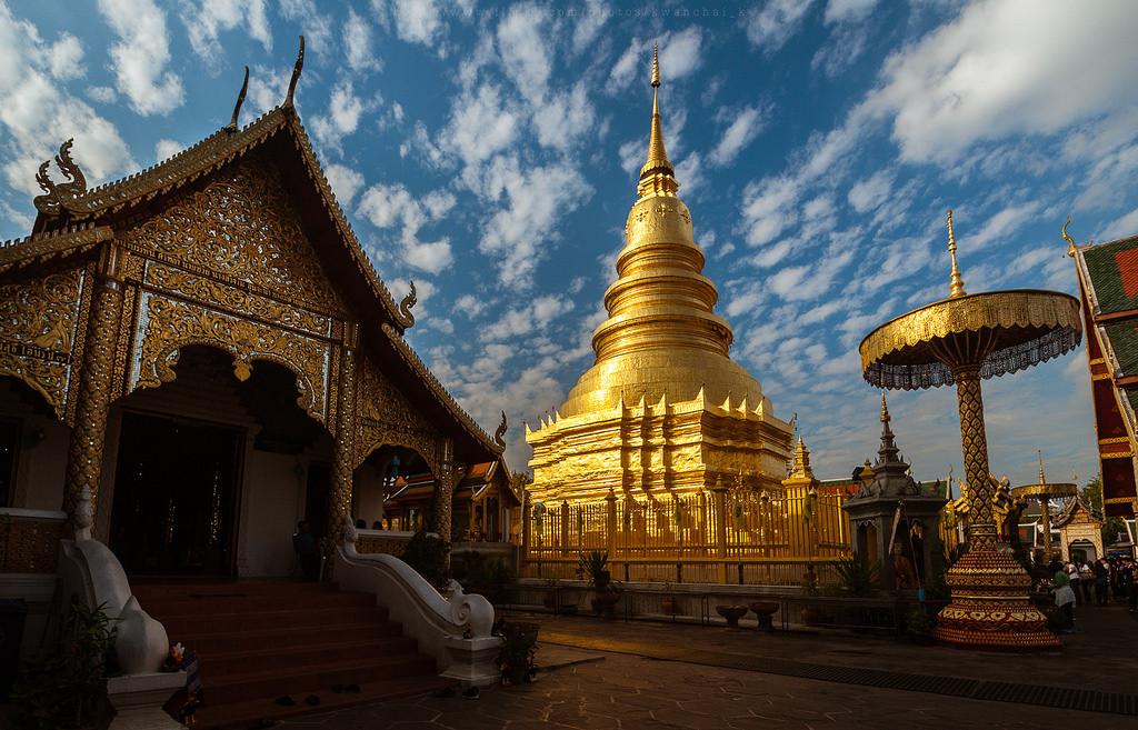 Wat Phra That Hariphunchai (Lamphun)