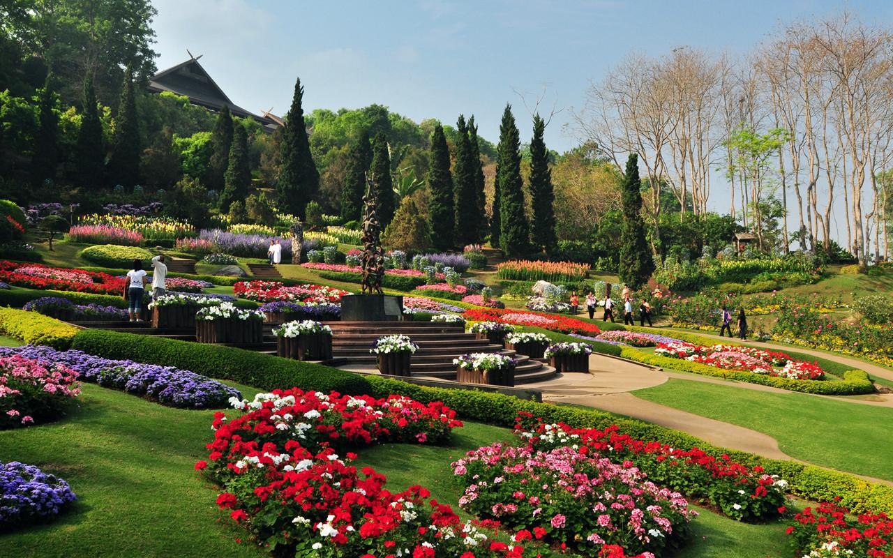 Doi Tung (Mae Fah Luang Garden)