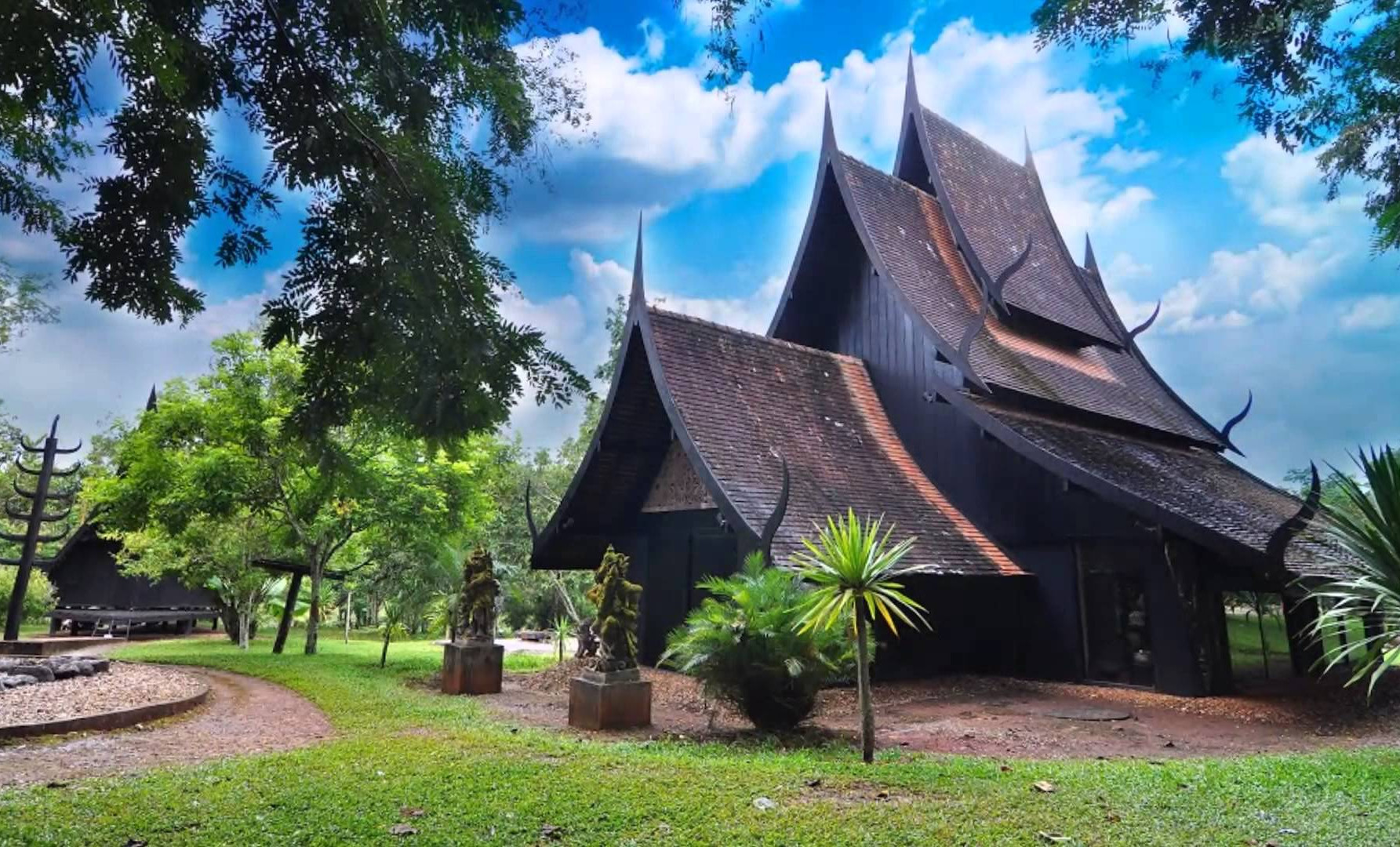 Black House Museum (Baan Dam)