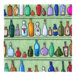 I Wanted to Collect Bottles