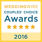 Milo's Catering Couple's Choice Awards 2015