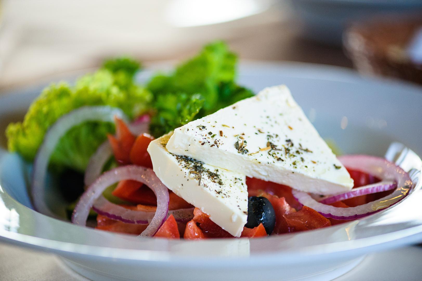 Milo's Greek Salad