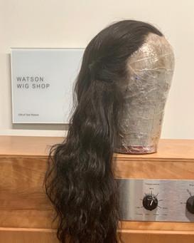 Wig Build