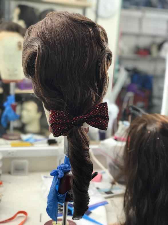 Wig and Makeup Designer