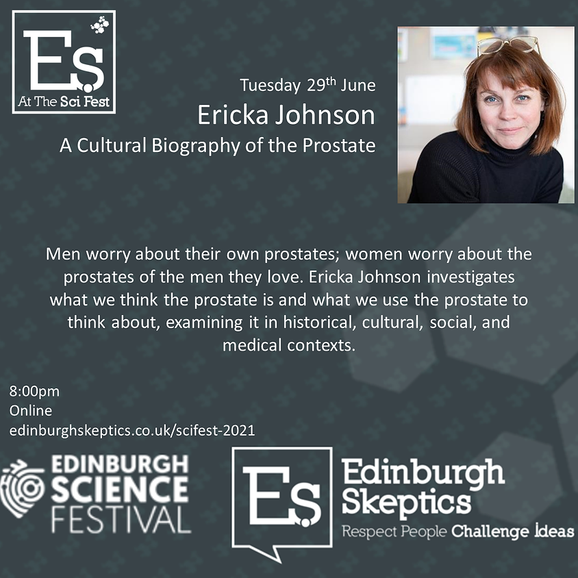 Ericka Johnson: A Cultural Biography of the Prostate