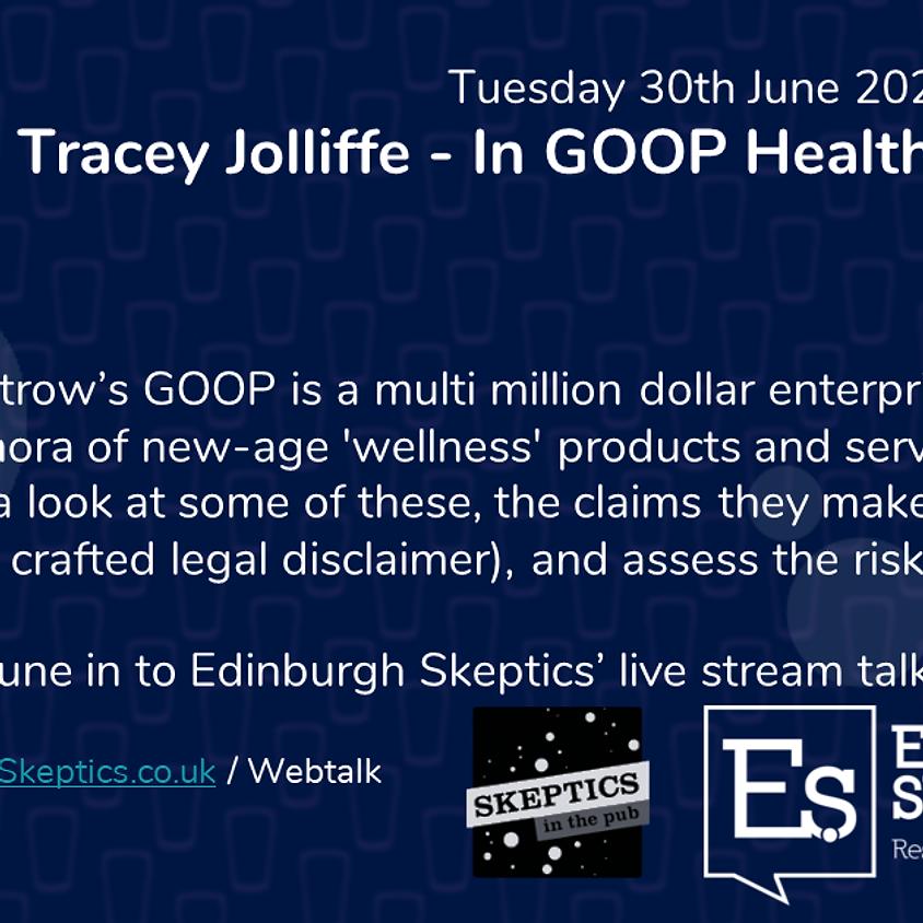 Tracey Jolliffe - In GOOP Health?