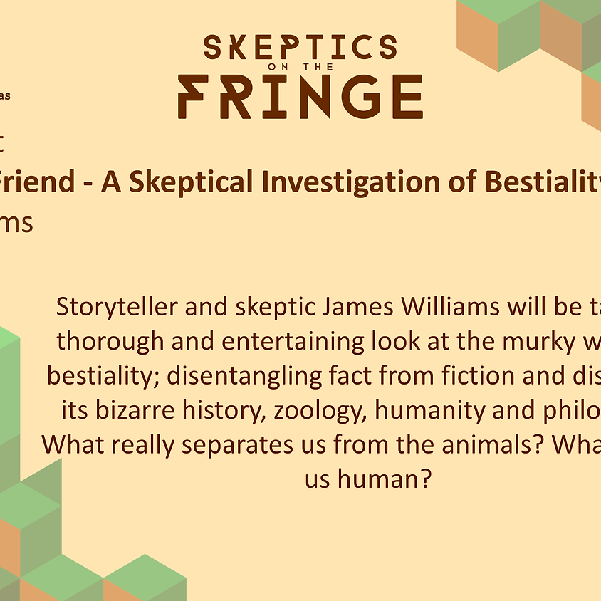 James Williams - Man's Best Friend: A Skeptical Investigation of Bestiality