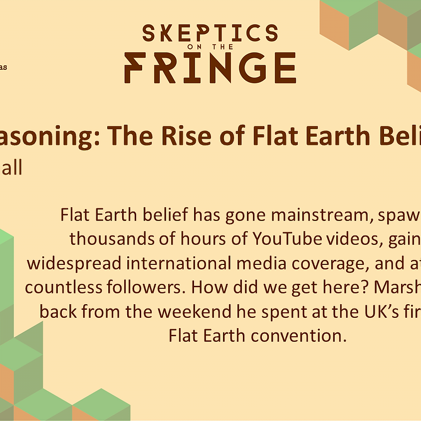 Michael Marshall - Circular Reasoning: The Rise of Flat Earth Belief