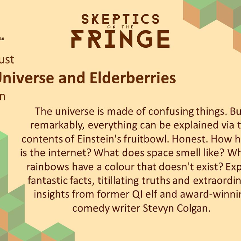 Stevyn Colgan - Life, the Universe and Elderberries