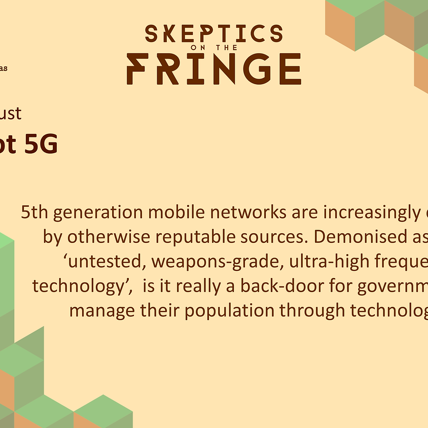 Sean Slater - 5G or Not 5G