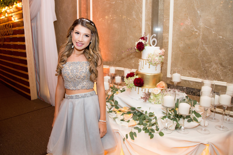 Alyssa's Sweet Sixteen