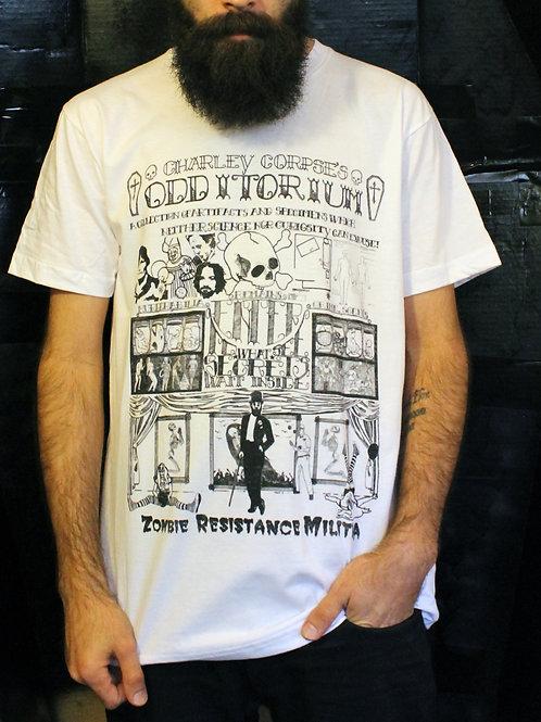 Charley Corpse's Odditorium T-Shirt