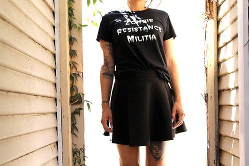 Zombie Resistance Militia T-Shirt