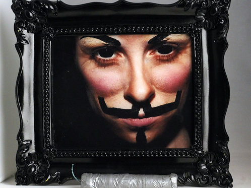 "Guy Fawkes 8""x10"" photo print"