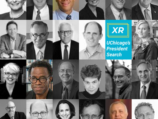 Meet the mostly white, majority male, UChicago presidential search committees