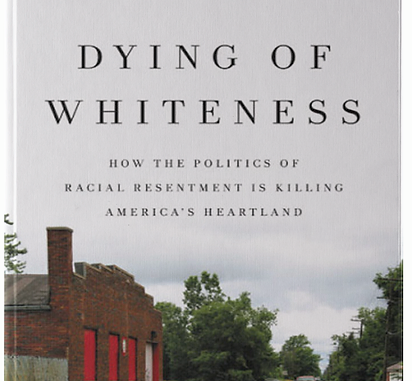 """""""Dying of Whiteness"""": How White Culture Acts Against White People"""