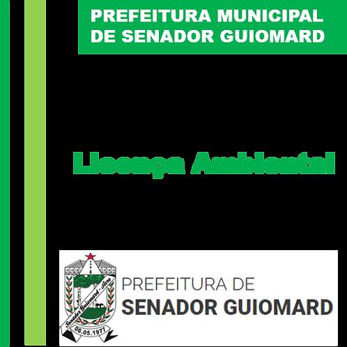 Licença Ambiental Única Nº 30/2019