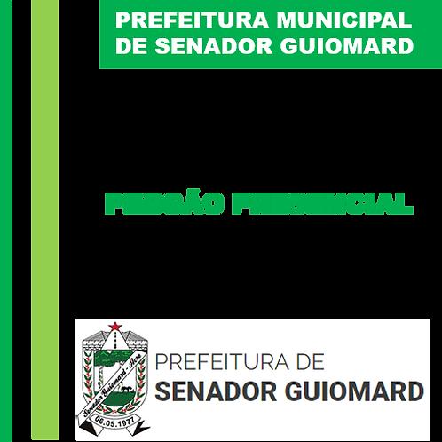 PP  020/2020  - Consulta médica ambulatorial