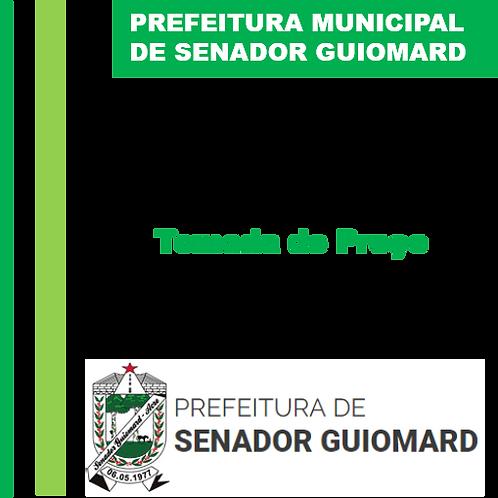 TP Nº 010/2020 - Construção de Prédio Público
