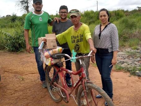 Secretaria de Assistência Social vem restabelecendo a atenção básica as famílias carentes da cidade