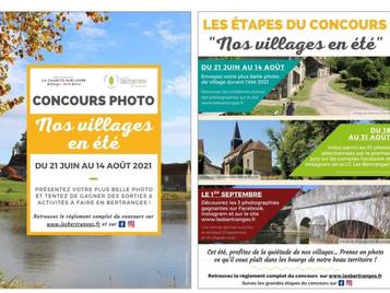 CONCOURS PHOTO : Nos villages en été