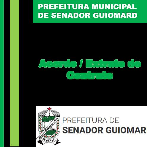 REF. PROCESSO Nº 23.750.2017/50 - TCE