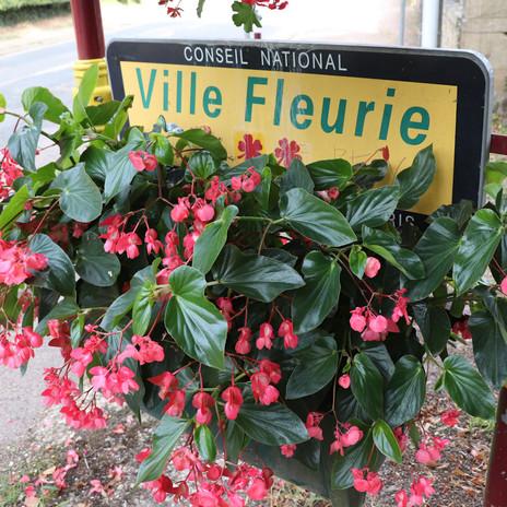 Concours communal des maisons fleuries