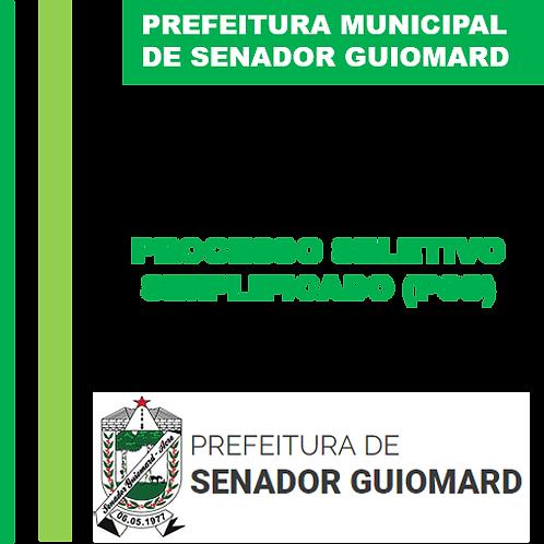 PSS N° 001/2019 Asas da Florestania Infantil