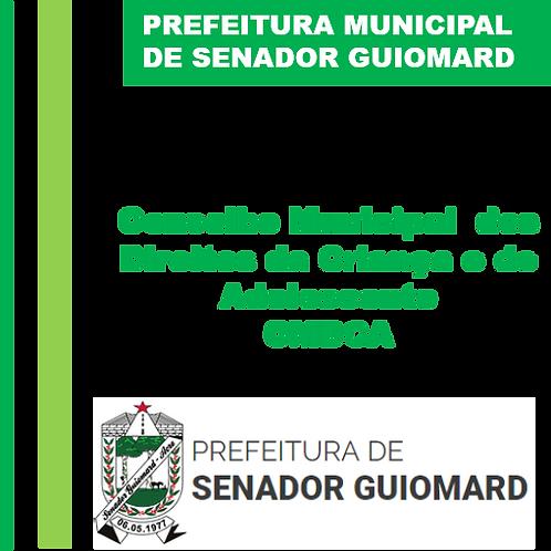 Ata de Assembleia Geral Ordinária - CMDCA 2019