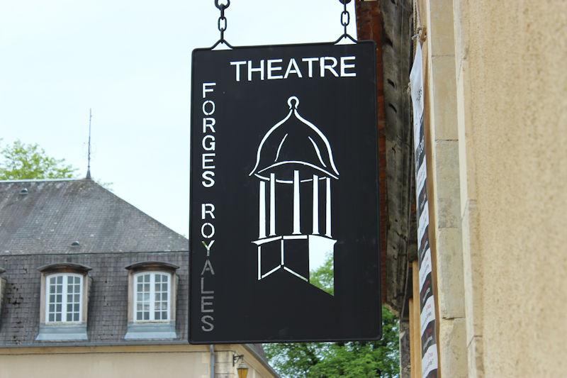 Bienvenue au théâtre des Forges Royales