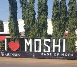 Moshi Town