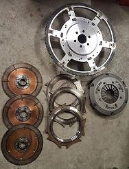 AP Racing Clutch and Alum Flywheel Kit.j
