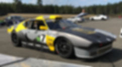 Gregg Esakoff Race Pantera