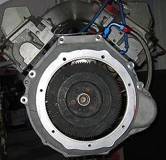 GT40 ZF Bellhousing