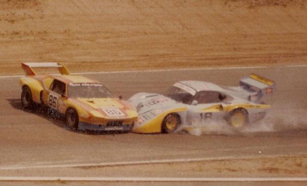 IMSA Pantera & Porsche 935, Riverside Raceway