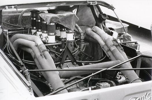 Manuelli ASR - engine - Matt Stone photo