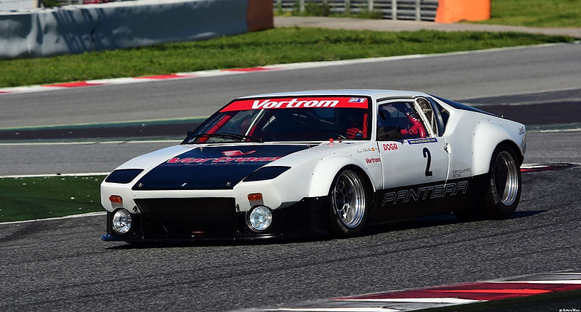 Group 4 Pantera, Luis Villalba, Race Pantera