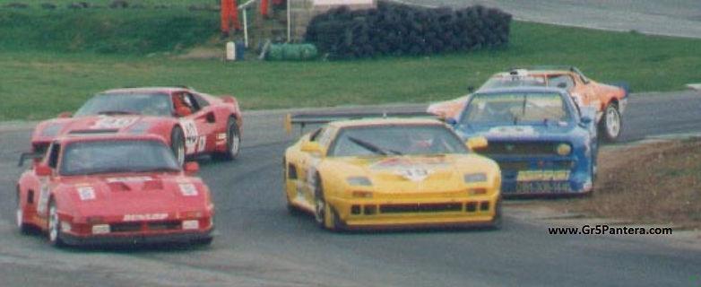 ADA Pantera, 1994 Le Mans, Superpower GT1 Pantera, Le Mans Pantera