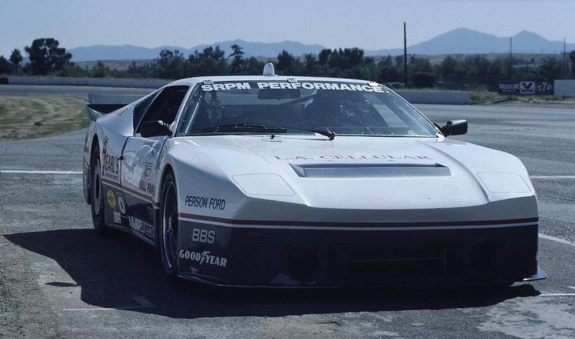 IMSA GTO Pantera - 1986 - Matt Stone pho