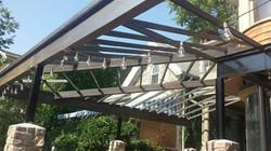 Oblios porch cover