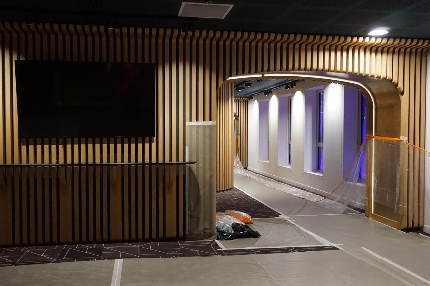PHD | Rénovation | Stade U Arena | Bar | Nanterre