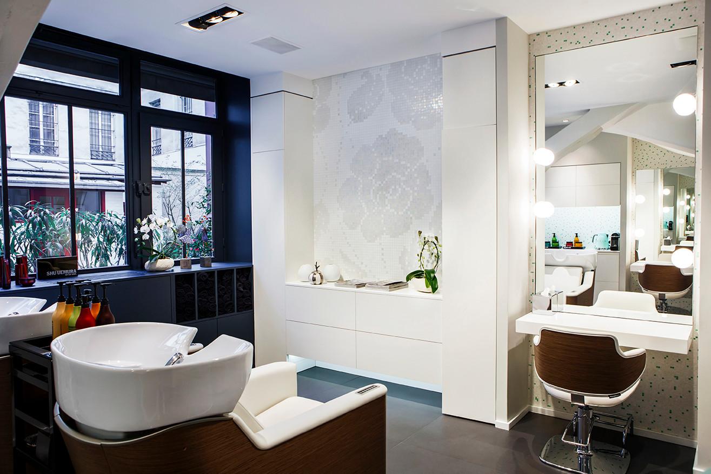 Salon de coiffure Paris