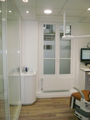 Cabinet dentaire - Paris 7