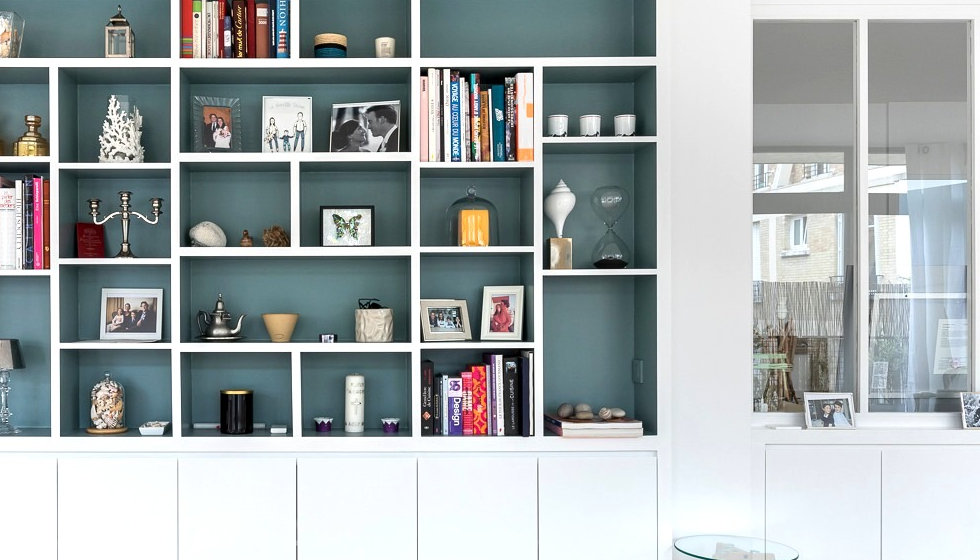 PHD | Rénovation | Appartement contemporrain | Paris