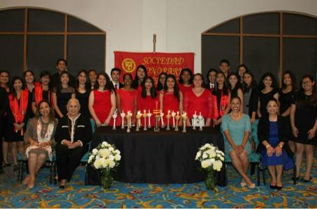 Noticias del Capítulo Dr. Juliet V. García Sociedad 2017-2018