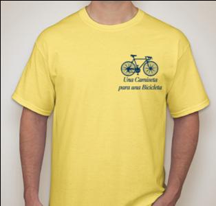 Una Camiseta para una Bicicleta