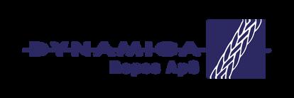 Dynamica Ropes logo blå - ingen baggrund