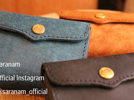 saranam official Instagram